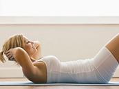 仰卧起坐能减肚子吗