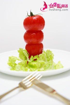 番茄减肥法 饱口欲又减重