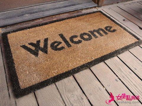 选购要谨慎 门口小地毯有风水大作用