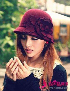 今冬最流行帽子 让你轻松凹出时尚造型