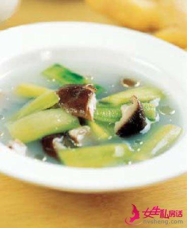 十道简单的蔬菜瘦身汤做法分享