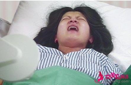 女寶寶下邊疼