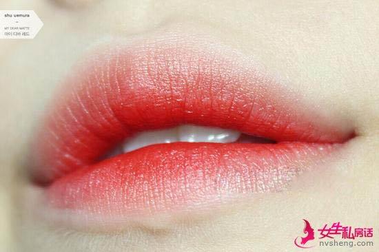 一支红唇膏为你打造四种韩式美妆style