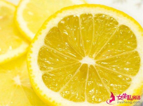 秋季美白好时节 DIY柠檬美白方法教程