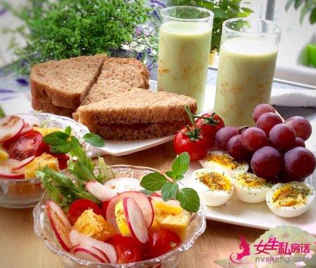 早餐文化!哪国的早餐最得你心?