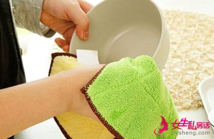 洗碗居然还有这么多小技巧!get到了吗?