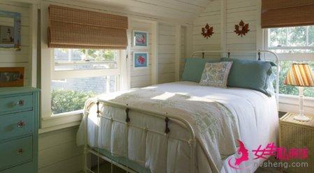 卧室里有个梳妆台是大多数女生的梦想