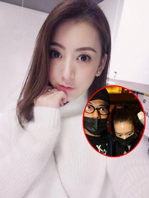 郭富城开法拉利与女友约会 方媛