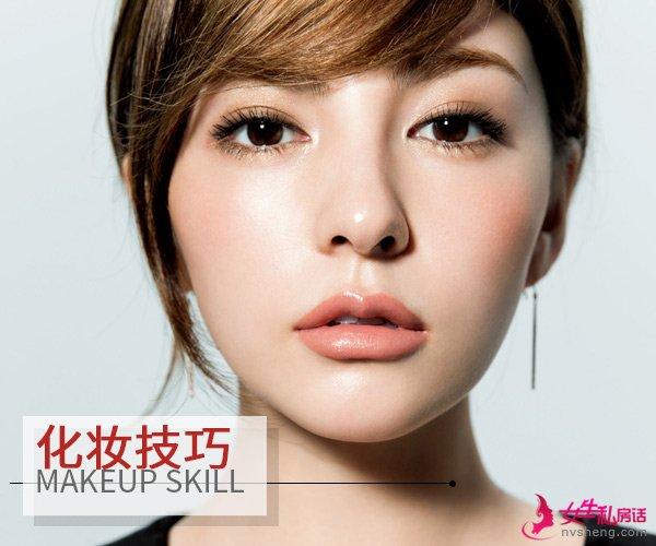 如何放大双眼 大眼睛 的化妆技巧