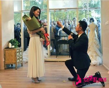 最温馨浪漫的几种求婚方式 让你求婚的成功率更高
