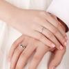 结婚戒指选铂金好还是黄金好 教