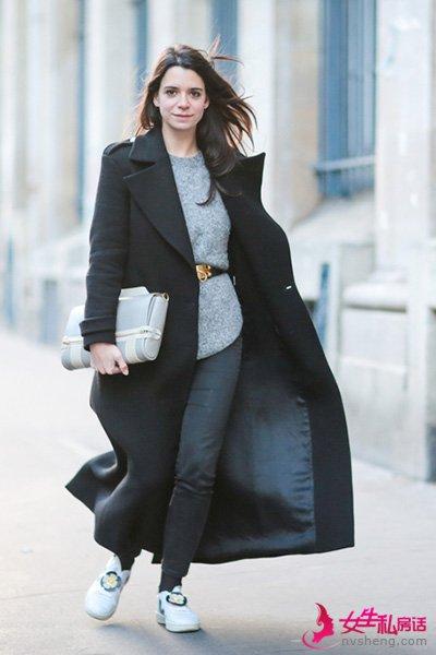 冬天穿衣怎么才显瘦?掌握这些小技巧很重要!
