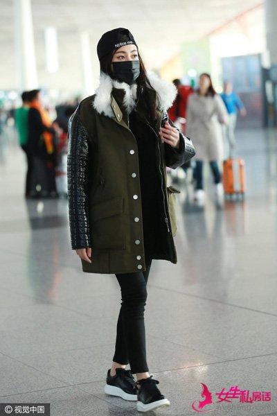 除了羽绒服,这些外套同样保暖又时髦!