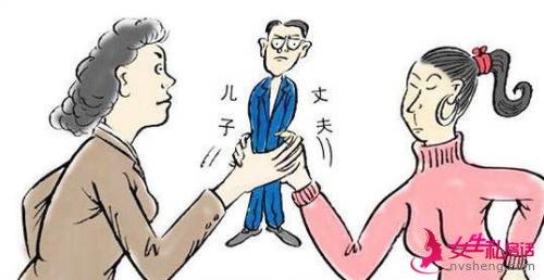 婆媳相处出问题的原因 婆媳关系对婚姻情况的影响