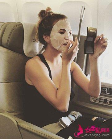 搭飞机怎么护肤 搭飞机护肤的6个小窍门