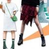 袜子怎么穿出时髦感?不同长度袜