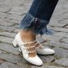 什么是玛丽珍鞋?玛丽珍鞋的搭配