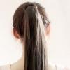 扎头发头皮疼?扎发时间不宜太长