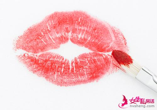 时髦前端:走光唇的必备元素
