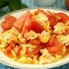 做西红柿炒鸡蛋多这步骤 更营养