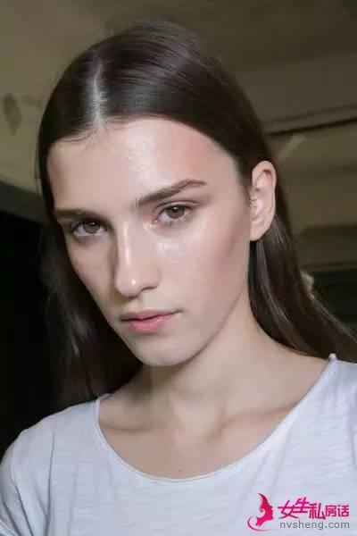 化高光的必备技巧 学会你就是化妆高手