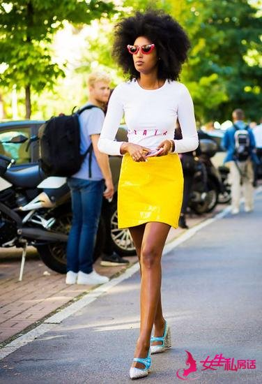 时尚潮人街拍