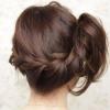 侧编发发型DIY 甜美超减龄