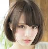 必看:菱形脸适合什么样的发型?