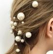 高贵又优雅 好看的新娘珍珠发饰