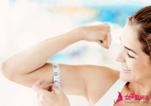 怎么瘦臂?饮食+运动超管用