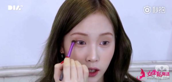 放大你是双眼!超美的扩眼妆画法教学