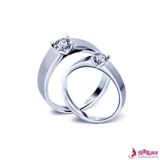 千叶珠宝Bridal系列结婚对戒