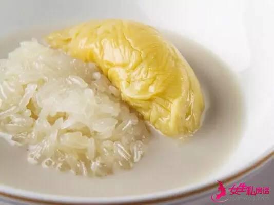 榴莲糯米饭