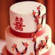5款有好寓意的中国风婚礼蛋糕推荐