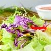 水果减肥食谱 让蔬菜沙拉助你一