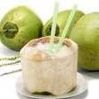 运动减肥喝什么水?绿咖啡or椰子水