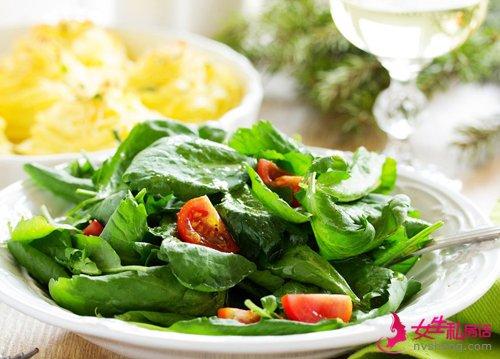 吃蔬果沙拉真能减肥吗