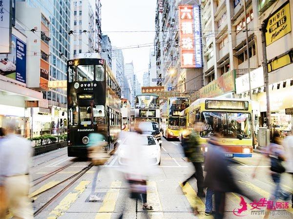 如果只在香港待一天,去这里就够了!