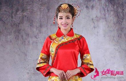 中式婚礼伴娘礼服怎么穿 五种款式任你挑