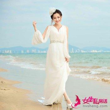 最流行的新娘婚纱款式 选款最满意的婚纱