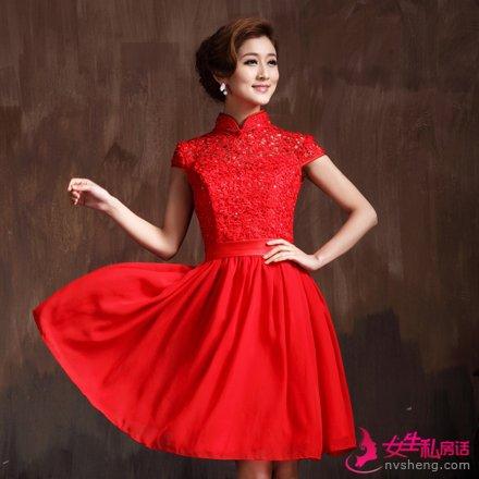 新娘礼服颜色一定是红色吗 婚服颜色有啥讲究