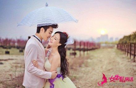 韩式婚纱照拍摄攻略 六大技巧拍出唯美婚纱照