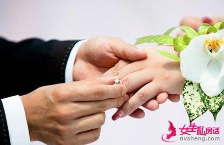 结婚戒指戴哪个手指 婚戒尺寸怎么量
