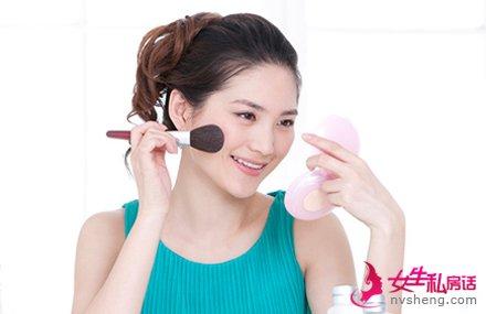 日常韩系妆容教程 一秒变水嫩女神