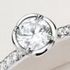 结婚钻石戒指怎么选 简单的钻石