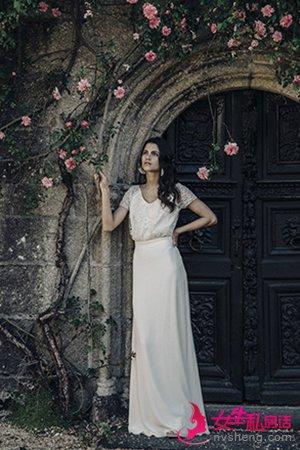 新款婚纱类型介绍 新娘婚纱流行款式推荐
