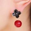 时尚新娘耳环推荐 新娘耳环的挑