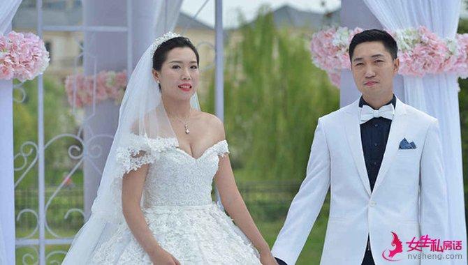 李晓霞大婚 世界冠军领衔伴郎伴娘团