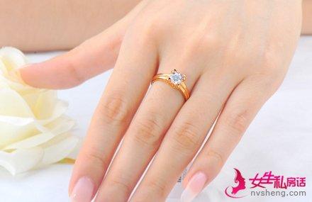 订婚戒指什么时候戴 戒指形状搭配不同手指