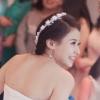 婚礼跟拍拍照造型 室外拍婚纱照